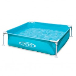 Intex Swimming Pool Mini Frame 122x122x30 cm 57173NP