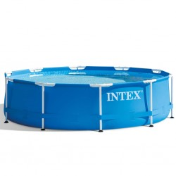 Intex Swimming Pool Metal Frame 305x76 cm 28200NP