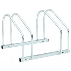 stradeXL Stojak na 2 rowery, 48x33x27 cm, stalowy