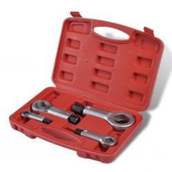 Zestaw do usuwania uszkodzonych nakrętek (9-27 mm).