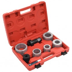 stradeXL 8 Piece Pipe Stretcher Kit Carbon Steel and Aluminium