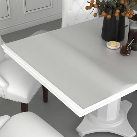 stradeXL Table Protector Matt 160x90 cm 2 mm PVC