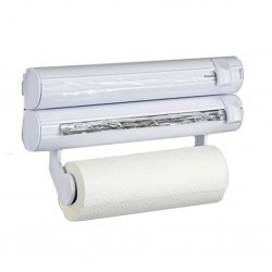 HI Wall Mounted Roll Holder White