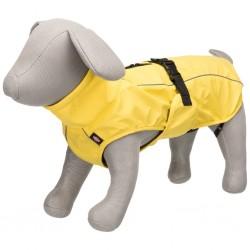 TRIXIE Płaszcz przeciwdeszczowy dla psa Vimy, S, 35 cm, żółty