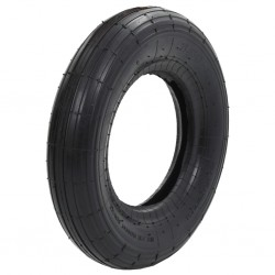 stradeXL Wheelbarrow Tyre 3.50-8 4PR Rubber