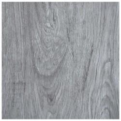 stradeXL Samoprzylepne panele podłogowe, PVC, 5,11 m², jasnoszare