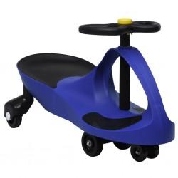 stradeXL Jeździk balansowy dla dzieci, z klaksonem, niebieski