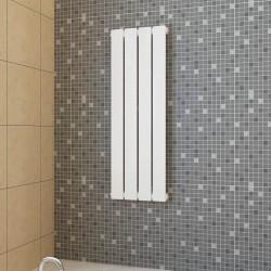 stradeXL Panel grzewczy, kaloryfer, biały, 311 x 900 mm