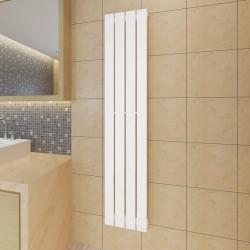stradeXL Panel grzewczy, kaloryfer, biały, 311 x 1500 mm