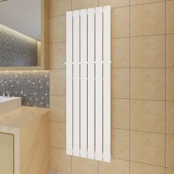 stradeXL Panel grzewczy z wieszakiem na ręczniki, 465x1500 mm, biały