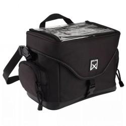 Willex Rowerowa torba na kierownicę, 9 L, czarna, 13101