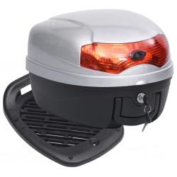 stradeXL Motorbike Top Case 28 L for Single Helmet