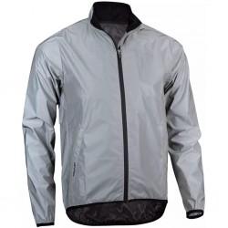 Avento Odblaskowa kurtka do biegania, męska, rozmiar XL, 74RC-ZIL-XL