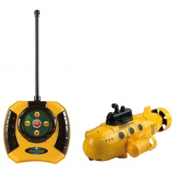 Happy People Zdalnie sterowana łódź podwodna Underwater Explorer 26 cm