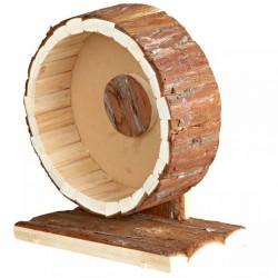TRIXIE Koło dla gryzoni Natural Living, drewno 20 cm