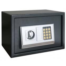 stradeXL Electronic Digital Safe with Shelf 35x25x25 cm