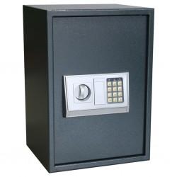 stradeXL Electronic Digital Safe with Shelf 35x31x50 cm