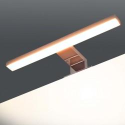 stradeXL Lampa nad lustro, 5 W, biała ciepła