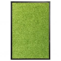 stradeXL Doormat Washable Green 40x60 cm