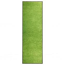 stradeXL Doormat Washable Green 60x180 cm