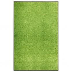 stradeXL Doormat Washable Green 120x180 cm
