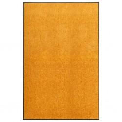 stradeXL Doormat Washable Orange 120x180 cm