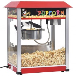 stradeXL Maszyna do popcornu z teflonowym pojemnikiem, 1400 W