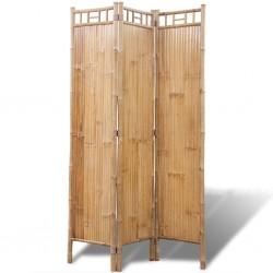 3-Panelowy parawan bambusowy
