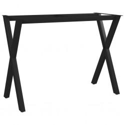 stradeXL Nogi do stołu w kształcie X, 100 x 40 x 72 cm