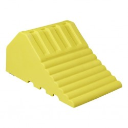 ProPlus Wheel Chock with Handle Plastic L