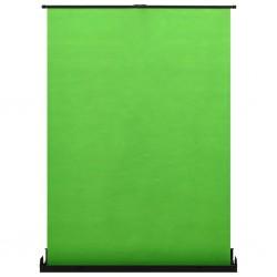 "stradeXL Photography Backdrop Green 102"" 4:3"