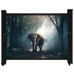 "stradeXL Mini Projection Screen 20"" 4:3"