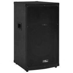 stradeXL Professional Passive Hifi Stage Speaker 1200 W Black 43x43x75cm