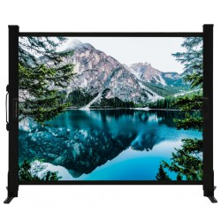 "stradeXL Desktop Projection Screen 50"" 4:3"