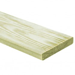 stradeXL Deski tarasowe, 10 szt., 1,87 m², drewno