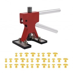 stradeXL Car Dent Lifter with 32 Pulling Tabs