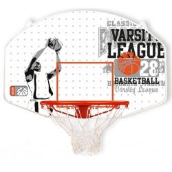 New Port Tablica i obręcz do koszykówki, włókno szklane, 16NY-WGO-Uni