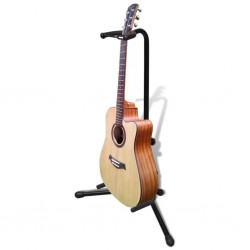 Adjustable Single Guitar Stand Foldable
