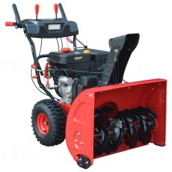 stradeXL Two-Stage Snow Blower Electric/Manual Start 11 HP 302 cc