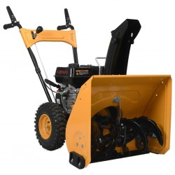 stradeXL Snow Thrower 6.5 HP Yellow and Black