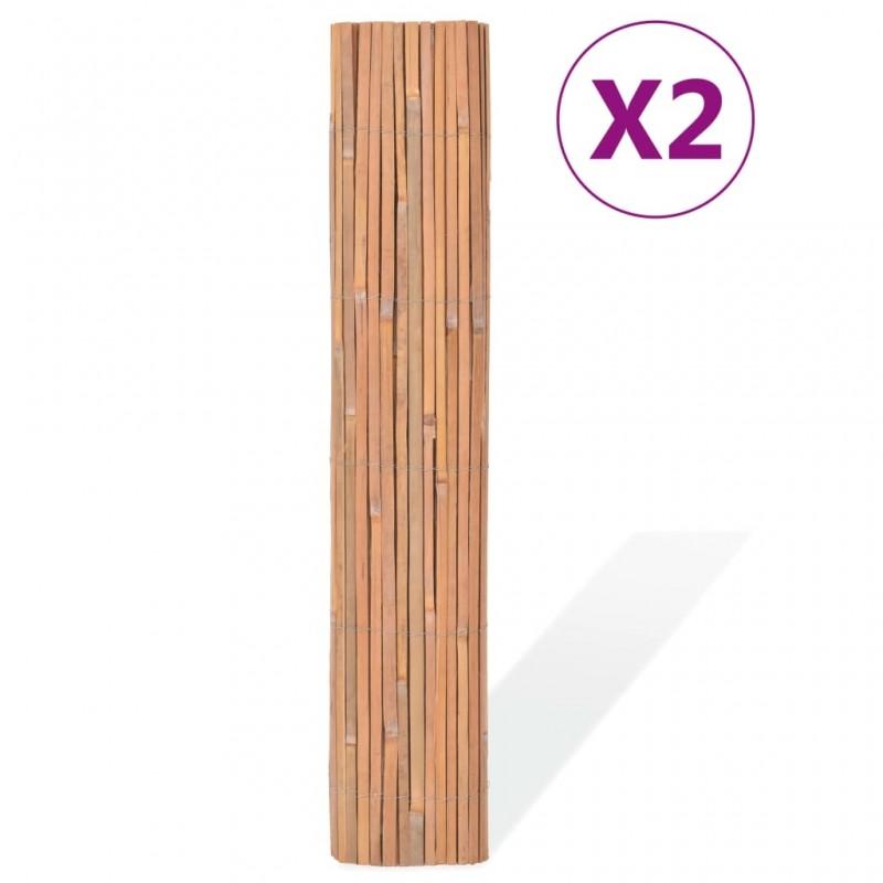 stradeXL Bamboo Fences 2...