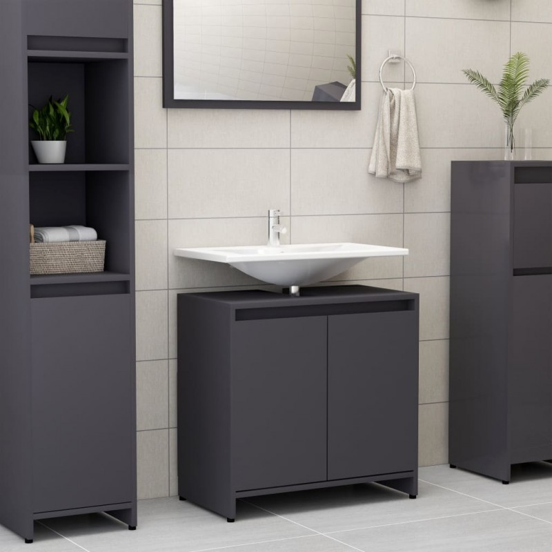stradeXL Bathroom Cabinet...
