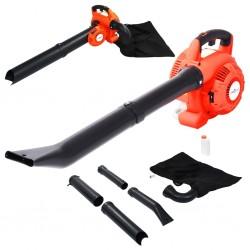 stradeXL 3-in-1 Petrol Leaf Blower 26 cc Orange