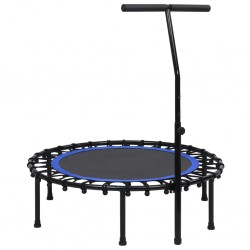 stradeXL Trampolina fitness z uchwytem, 102 cm