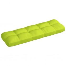 stradeXL Poduszka na sofę ogrodową, jasnozielona, 120x40x12 cm, tkanina
