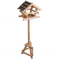 Esschert Design Karmnik kryty papą w pudełku prezentowym FB255
