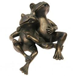 Ubbink Fontanna wodna 2 żaby, 22 cm, 1386074