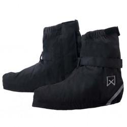 Willex Ochraniacze na buty rowerowe, krótkie, 44-48, czarne, 29425