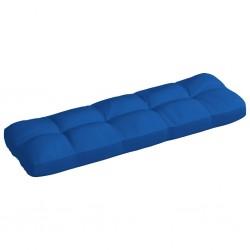 stradeXL Poduszka na sofę ogrodową, błękitna, 120x40x12cm, tkanina
