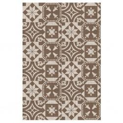 Esschert Design Dywanik zewnętrzny, 182x122 cm, portugalskie płytki